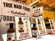 #KeHe summer selling show 2017 - Stop by booth #1023 to sample our delicious  #ketchup #bbq &  #veracha hot sauce.  #madefromVeggies #vegan #glutenfree #nongmo #lesssugar #paleo #foodies #neworleans #truemadefods