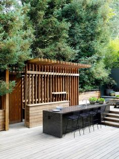 Ultimate Outdoor Kitchens by Christine