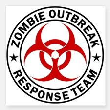 Zombie Outbreak Tactical Unit Funny Car Window Truck Wall Vinyl - Back window stickers for trucksamazoncom ragnar lothbrok vikings rear window decal graphic