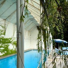 Location #169 - ex glasshouse now swimmingpool