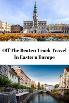 astern Europe has many hidden gems you probably never even heard of. This side of the continent may not an average travel spot for conventional travelers; and yet, it packs places that can leave you speechless. Eastern Europe is fresh, traditional, unique