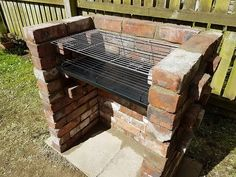 Complete BBQ Build. Check out http://bricky.com for more information.
