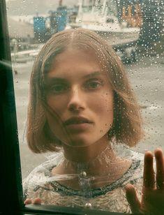 Vogue Ukraine May 2018 Giedre Dukauskaite by Nagi Sakai