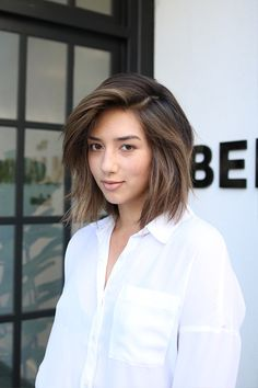 L.A.'s Raddest Hair Colorist Spills The Looks You'll Want In 2017  #refinery29  http://www.refinery29.com/cherin-choi-la-hair-color-transformations#slide-13  The BrunettesFinally, a look at the deeper shades that Choi sees being wildly popular among her L.A. clients this year. The secret, no matter the tone or the level of darkness? Dimension, which she builds in with variances in the color. Note that the women ahead all have naturally-dark hair, but you can fake the look on light hair with…