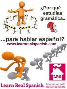 Improve your Spanish speaking by listening to Learn Real Spanish audio lessons.