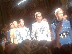 Balmain Finale @ Paris Fashion Week