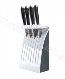 Knife Block, Bookends, Home Decor, White People, Colors, Decoration Home, Room Decor, Home Interior Design, Home Decoration