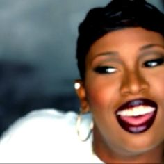 "Missy Elliot  From ""the rain/supa dupa fly"" video."