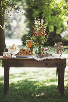 Hummingbird and Wildflower Wedding by Ulmer Studios, Part II - Southern Weddings