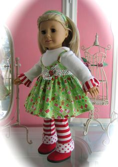 Hey, I found this really awesome Etsy listing at http://www.etsy.com/listing/166838999/american-girl-doll-clothes-made-to-fit