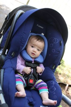Maxi Cosi Infant car Seat {giveaway} #baby