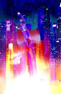 Superman 3 by skyscraper48