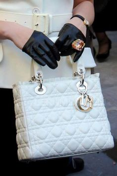 Lady Dior Cannage Quilt | Christian Dior