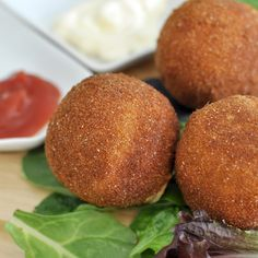 Cooking with Manuela: How to Make Italian Potato Croquettes