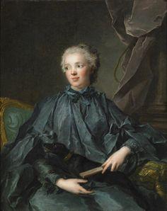 Dame Marie-Rose de Larlan de Rochefort, Marquise de Nétumières.