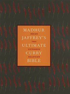This is the most comprehensive book ever published on curries, written by Madhur Jaffrey, the world's bestselling Indian cookery author. The influence of the Indian curry has been far-reaching: Indian immigrants and traders influenced the cooking of many other great cuisines of the world,... more details available at https://www.kitchen-dining.com/blog/cookbooks-food-wine/asian-cooking/indian/product-review-for-madhur-jaffreys-ultimate-curry-bible-india-singapore-malaysi