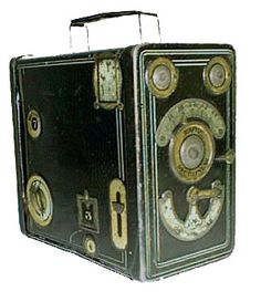 British Biscuit Tins - Search Results Details-----1913 HP camera tin