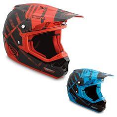 MSR Mav-1 Grid Off Road MX Helmet