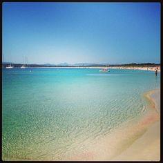 Playa de Espalmador en Formentera, Illes Baleares