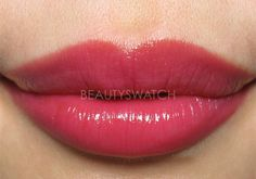 YSL Rouge Volupte Shine - Fuchsia in Excess 5 Beauty Swatch (on NC20 skintone)