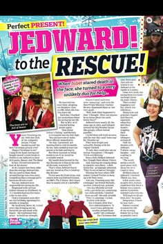 Juliet talks about how much John and Edward mean to her.