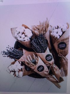 Лаванда Dried Flower Bouquet, Dried Flowers, Paper Flowers, Flower Bar, Flower Boxes, Flower Packaging, Flower Aesthetic, Flower Designs, Planting Flowers
