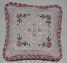 Sugar Spice and Southern Life: Hardanger Embroidery