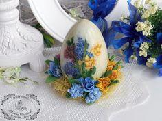 C.h.e.a.p.-art: Вдохновение от ДК. Татьяна Ольховикова: пасхальные яйца