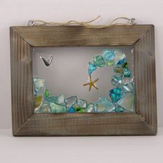 Starfish & the Wave by SeasidesbyDesign on Etsy