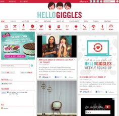 Will this be the new trend for social media? Celebs Make the Most of Social Media -- on Their Own Websites @adage