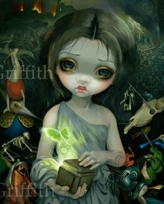 Meet Jasmine Becket-Griffith at FCW! Tickets: http://www.faeriecon.com/west/