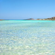 Elafonisi, Crete  We also love crete as you can see on http://ferienwohnung-kreta.de/ and have some nice photos there!