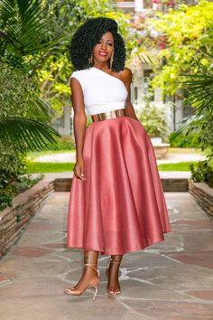 Skirts outfits modest, skirt outfits summer Source by Summer Birthday Outfits, Chic Summer Outfits, Pretty Outfits, Chic Outfits, Fashion Outfits, Casual Summer, Fashion Ideas, Skirt Outfits Modest, Blush Skirt