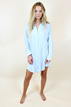 Morning Kisses Button Up