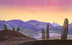 The Black Gobi by Nicholas Roerich