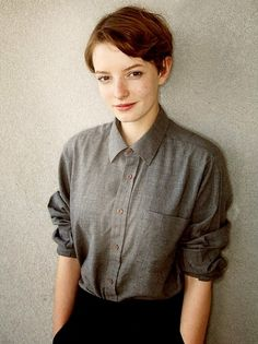 Dakota Blue Richards by Katie Hyams (via A Stranger's Hand)