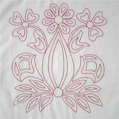 stunning redwork - - Yahoo Image Search Results