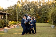 No better way to celebrate your big day than with your best buds! Cocktails and lawn games under our cafe lights make for the perfect atmosphere for wedding fun! Picture by Convey Studios Clark Gardens, Lawn Games, Best Bud, Wedding Fun, Bowling, Big Day, Have Fun, Studios, Groom