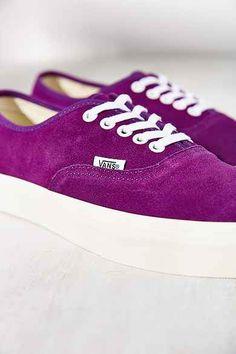 Vans Authentic Vintage Suede Women's Sneaker