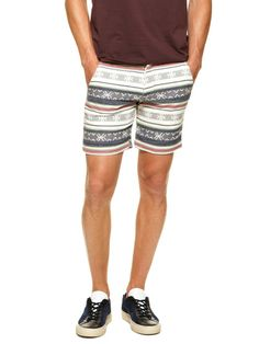 Multi Woven Pattern Shorts by TOPMAN on Gilt.com wish they were longer