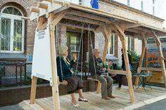 SWING BUS STOP | tabanda grupa projektowa - meble, furniture, design, architektura