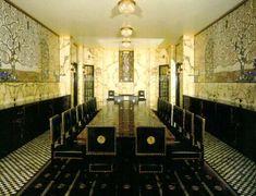 Hoffmann palais stoclet pranzo