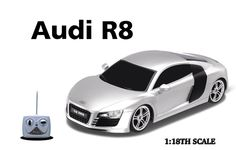 New 1/18 Audi R8 Radio Remote Control Car RC Vehicle For Kids Fun Fast Shipping #XinYuArtsToysCoLTD
