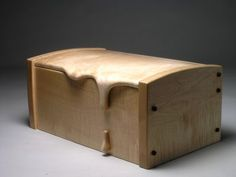 white chocolate - Box Galleries - Peter Lloyd