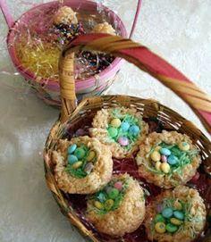 Rosemary's Sampler: Easter Ideas