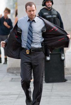 Blue Bloods Donnie Wahlberg