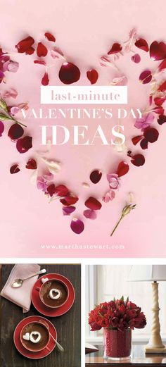 Last-Minute Valentine's Day Ideas | Martha Stewart Living - Create a little romance this month with inexpensive paper doilies. Their pretty cutwork is just right for lending a touch of nostalgia to Valentine's Day.