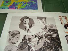 impresión en gran formato, Canvas