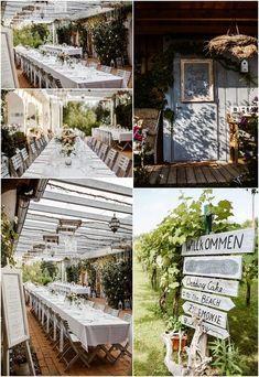 Hochzeitslocation im Freien: Die Träumerei im Burgenland Wedding Venues, Table Decorations, Inspiration, Amazing, Austria, Home Decor, Weddings, Pictures, Paradise On Earth