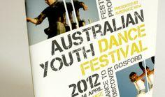 festival brochure design